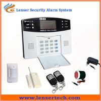 LCD Two-way GSM Alarm System Manufactures