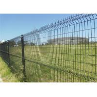 Welded WIRE Mesh Fence/double wire mesh fence/pvc coated welded wire mesh fence Manufactures