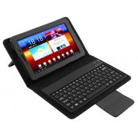 China 2.4GHz wireless keyboard cover/case/sleeve for Samsung P6200 on sale