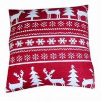 Knitted Christmas Cushion Covers Manufactures