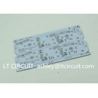HASL Lead Free 1W Aluminum Based PCB With Fidural Marks 1.6mm Thickness Manufactures