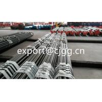 E235 / E275 / E315 Hot Rolled Steel Tubing EN10297 Seamless Round Tube Manufactures