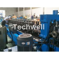 85mm Shaft Diameter Cable Tray Roll Forming Machine With GI or Carbon Steel Raw Material Manufactures