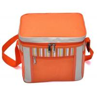 Waterproof  Picnic Insulated Cooler Bags  In Polyester for food  / Drink Manufactures