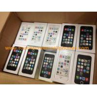 Multi Language  4 Inch Mobile Phone 2G Apple Iphone 5s , Talking Time 4 Hours Manufactures