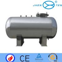 Sanitary Grade Food High Pressure Tanks / Boilers Jacketed Steam Kettle Manufactures