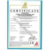 Hebei Soome Packaging Machinery Co.,LTD Certifications