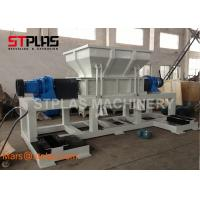 Waste Scrap Metal Plastic Shredder Machine For Aluminum Can / UBC Can Manufactures