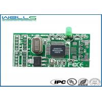 SMT PCB Assembly Prototyping of multilayer 1oz FR4 High TG ENIG IPC-6012D Manufactures