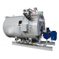 Auto 5 ton Oil or Gas fired steam Industrial boiler efficiency  Manufactures