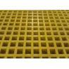 Custom Size Plastic Mesh Flooring, Corrosion Resistance Plastic Walkway Panels for sale