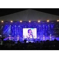 Durable Stage Background Led Display Big Screen P2.5 Die Casting Aluminum Cabinet Manufactures