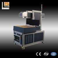 Various Size CO2 Laser Marking Machine With CE / ISO / FDA / RHOS Manufactures