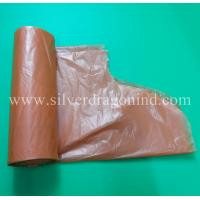 Super Value Custom HDPE/LDPE Plastic Trash /Garbage /Rubbish Bag On Roll, with Handle-Tie,High Quality,Low Price Manufactures
