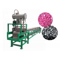 Depilatory Wax Granulator Machine Paraffin Rosin Resin Pelletizer High Efficiency Manufactures