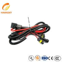 HID Conversion Kit Wire Harness Adapter Wiring Black Xenon Relay Cable Relay Harness Manufacturer Manufactures
