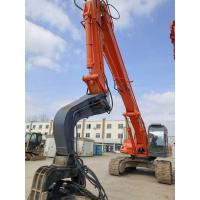 33T Sheet Pile Driver Used Hitachi Excavator ZX330-6 560 L Fuel Capacity Manufactures