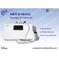 China Mini Home Thermage RF Beauty Equipment Portable for Skin Tightening on sale