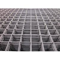 4mm Hot Dipped Galvanized Welded Wire Mesh Sheets For Transportation And Mining Manufactures