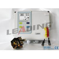 Three Phase Sewage Lifting Pump Controller With Manual & Auto Mode Manufactures