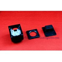 Black Anodize Metal Stamping Parts LED light Housing With Heat Sink Manufactures