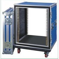 12U Anti-shock Rack Flight Case for Placing Amplifier Equipment Manufactures