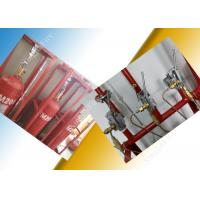 Dc 24V Tasteless FM200 Fire Suppression System For Electronic Computer Room Manufactures
