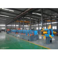 High Frequency Pipe Making Equipment , Pipe Milling Machine CE ISO Listed Manufactures