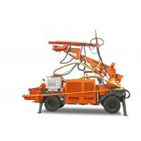 Robotic Wet Shotcrete Machine KC2515W For Concrete Spraying Projects Smoothly Reversing Manufactures