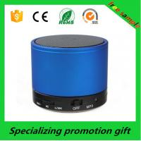 Mini Portable Metal Alloy Bluetooth Wireless Speaker With Customized Logo Manufactures