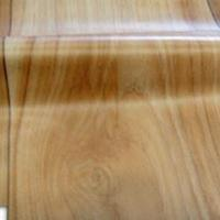PVC Wooden Film with Thickness of 0.10 to 1.0mm, Eco-friendly and Water-resistant Manufactures