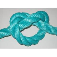 3mm-40mm polypropylene PP PE twist 3-strand rope code line Manufactures