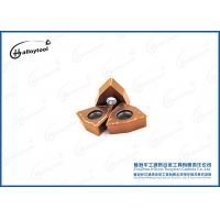 Hole Making Tools Tungsten Carbide Drilling Inserts , Tungsten Carbide Tool Inserts Manufactures