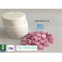 China Gardarine SARMS Raw Powder GW-501516 Powder / Pills Form For Muscle Enhancement on sale