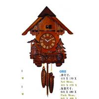 Cuckoo clock--quartz and mechacnical movment also can choice Manufactures