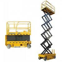 XCMG 12m GTJZ1012 Telescopic Boom Crane Electric Mobile Auto Scissor Lift Manufactures