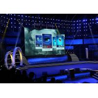 China Light Weight LED Screen Super Slim P3.9 Indoor LED Display Rental For Stage Show on sale