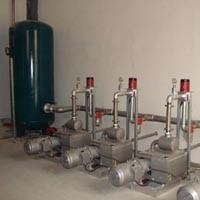 Buy cheap Stainless Steel Softgel Capsule Gelatin Melting Tank Auto Vacuum Pump System from wholesalers