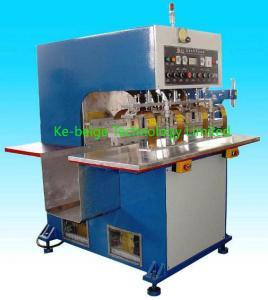 Pneumatic Tarpaulin Welding Machine 15kw For Sunshade Welding  , 3 Phase Manufactures
