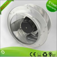 Hvac Industry EC Centrifugal Fans With Sheet Aluminium  315mm Manufactures