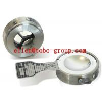 Monel Stainless Steel 316 Double Layer Scored Reverse Domed Bursting Disk Rupture Disc Manufactures