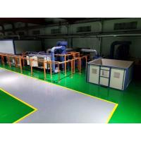Manufacturer of Farm Machinery Parts Powder Coating Line equipment system plant Manufactures