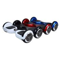 Portable 6.5 inch two wheels electric balancing scooter handle free electric scooter for college campuses Manufactures