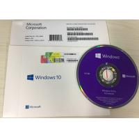 Global Languages Windows 10 Pro OEM Package KEY Code License COA Sticker DVD Flash Manufactures