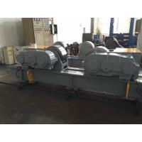 Customized Welding Turning Rolls , Pipe Welding Rollers For Max Load Capacity Manufactures
