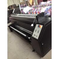 China 1.8m Direct Dye Sublimation Machine Transfer And Fix Color Dry Heater For Flag on sale