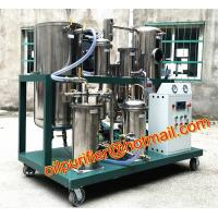 Stainless Steel Cooking Oil Renewable System,Sesame Oil Purification Plant,vegetable oil residual particles filtration Manufactures