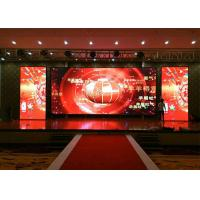Interior Stage Background LED Display , Commercial LED Screens No Granular Spots Manufactures