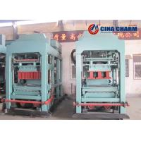 Fully Automatic Concrete Hollow Block Machine With 26 Seconds Cycle Time Manufactures