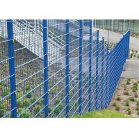 Double Wire Mesh Fence /Twin Wire Mesh Fence /868fence/656fence Manufactures